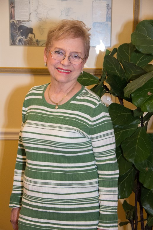 Profile photo of Lydia Morales, Secretary of NACOPRW Miami 2012/2013