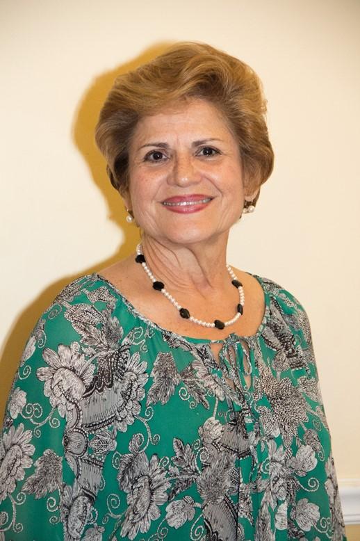 Profile photo of Nora Smith,1st Vice President of NACOPRW Miami 2012/2013